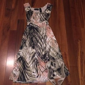Axcess Dress Muli Color